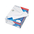Poly-Klear Double Window Envelopes/Privacy Tint, 9,3-7/8x8-7/8,500/bx