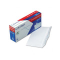 Grip-Seal Business Envelopes, 10, White Wove, 50/box