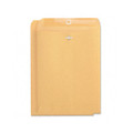 Catalog Envelopes, Gummed, 32lb, 9 x 12, Kraft, 100/box