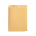 Catalog Envelopes, Gummed, 32lb, 9 x 12, Kraft, 100/box