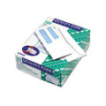Double Window Envelope for Invoices And Checks, Sec Tnt, 8, White, 500/bx