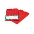 ENVELOPE,CLSP9X12RED10/PK