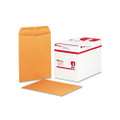 Catalog Envelopes, Gummed, 20lb, 9 x 12, Kraft, 250/box