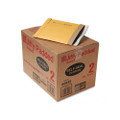 Jiffy Padded Self-Seal Mailers, Recycled, 2, 8-1/2 x 12,Kraft,100/ctn