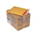Jiffylite Mailers, Self-Seal, 8-1/2 x 12, Brown Kraft, 25/ctn