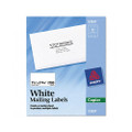 Self-Adhesive Address Labels for Copiers, 1-1/2 x 2-13/16, White, 2100/Box