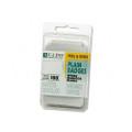 Plain White Self-Adhesive Name Badges, 3-1/2 x 2-1/4, 100/box