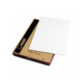 Polystyrene Foam Board, 30 x 20, White Surface/White Core, 10 per Carton