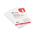 Loose Memo Sheets, 4 x6, White, 200 Sheets per Pack
