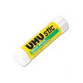 Stic Permanent Clear Application Glue Stick, 1.41oz.