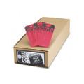 ‰ÛÏSold‰Û Tags, Paper, 4-3/4 x 2-3/8, Red, 500 per Box