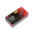 ACCO Smooth Finish Premium Paper Clips, Wire, Jumbo, Silver, 100/Box, 10 Bxs/Pk