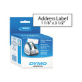 Self-Stick Address/High-Capacity Labels, 3-1/2 x 1-1/8, White, 700/Box