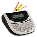 PT-1290 Simply Stylish Home & Office Labeler, 2 Lines, 6-3/10w x 6-1/5d x 2-2/5h