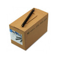 "CombBind Spines, 3/4"" 150-Sheet Capacity, Black, 100 per Box"