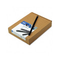 "CombBind Spines, 1/2"" 85-Sheet Capacity, Navy Blue, 100 per Box"