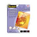 Scotch Self-Sealing Laminating Pouches, 9.6mm, 9-1/16 x 11-5/8, 25/pack