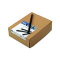 "CombBind Spines, 5/8"" 125-Sheet Capacity, Black, 100 per Box"