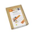 HeatSeal LongLife Premium Laminating Pouches, 5mm, 11-1/2 x 9, 100/box