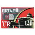 Standard Grade Audio Cassette Tape, 120 Minutes (60 x 2)