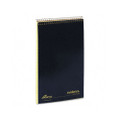 Spiral Steno Book, Gregg Rule, 6 x 9, Canary, 70 Sheets