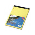 Evidence Pad, Dual College/Med Ruled, 8-1/2 x 11-3/4, Canary, 100 Sheets