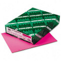 Astrobrights Colored Paper, 24lb, 8-1/2 x 11, Pulsar Pink, 500 Sheets/Ream