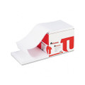 Computer Paper, 9-1/2x11, Letter-Trim Perforated, 18-lb., 2,700 sheets/ctn