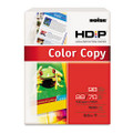 HD:P Color Copy Paper, 98 Brightness, 28lb, 8-1/2 x 11, White, 500 Sheets/Ream