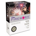 Fireworx Colored Paper, 20lb, 8-1/2 x 11, Garden Springs Green, 500 Sheets/Ream
