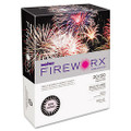 Fireworx Colored Paper, 20lb, 8-1/2 x 11, Echo Orchid, 500 Sheets/Ream