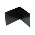 Pressguard Report Cover with Reinforced Top Hinge, 8-1/2 x 11, Black
