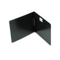 Presstex Report Cover, Reinforced Hinges, 8-1/2 x 11, 2-3/4 C to C, Black
