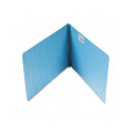 Presstex Report Cover, Reinforced Hinges, 8-1/2 x 14, 2-3/4 C to C, Light Blue