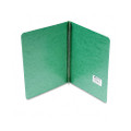 Presstex Report Cover, Reinforced Hinges, 11 x 8-1/2, 8-1/2 C to C, Dark Green
