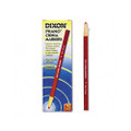 Peel-Off China Marker, Red, Dozen