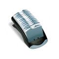 Durable TELINDEX Desk Address Card File, 500 4-1/8 x 2-7/8 Cards, Graphite/BK