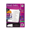 INDEX, BNDR, LTR, 8CR/ST