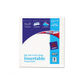 Worksaver Big Tb Extrawide Dividers, Clear Tabs, 8-Tab, 9 x 11, WE, 8/St