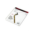 Gold Pro Tab Index, Clear 5-Tab, 8-1/2 x 11, White