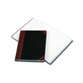 Columnar Book, Record Rule, Black Cover, 300 Pgs, 10-3/8 x 8-1/8