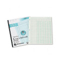 Accounting Pad/Six 6-Unit Columns, 8-1/2 x 11, 50-Sheet Pad