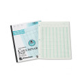 Accounting Pad, Eight 6-Unit Columns, 8-1/2 x 11, 50-Sheet Pad