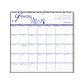 Illustrator`s Edition Monthly Wall Calendar, 12 x 11-3/4
