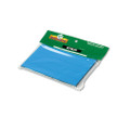 Magnetic Write-On/Wipe-Off Pre-Cut Strips 7/8h x 6w, Blue, 25/pack