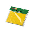 Magnetic Write-On/Wipe-Off Pre-Cut Strips 7/8h x 6w, Yellow, 25/pack
