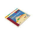 Recycled Top Tab File Guides, Alpha, 1/5 Tab, Manila/Vinyl, Letter, 25 per Set