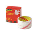 "Scotch Book Repair Tape, 2"" x 15 Yards, 3"" Core"