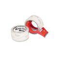 "Mailing and Storage Tape, 2"" x 55 Yards, 3"" Core, Clear, Two per Box"