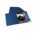Certificate Holder, Linen Stock, Dark Blue, 5 per Pack